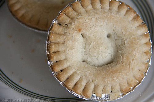 Smiling Meat Pie