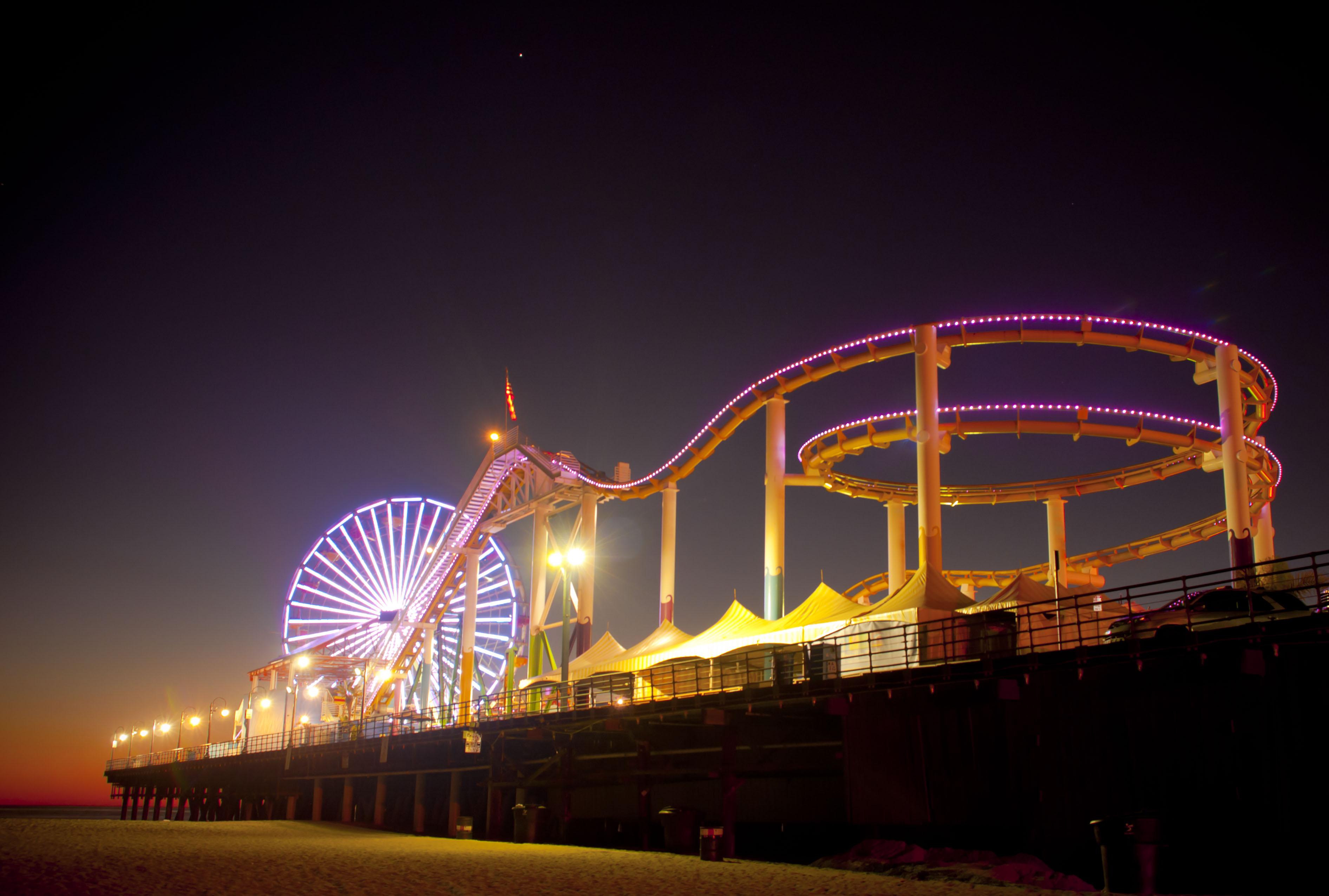 Santa Monica Pier Flickr Photo Sharing