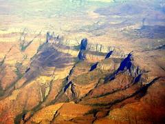 South Africa. Over Northeastern Lands