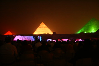 Traffic light Pyramids!