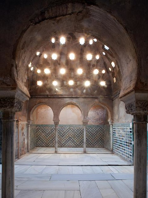 Hammam comares flickr photo sharing - Banos hammam granada ...