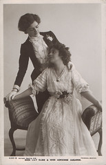 Lily Elsie and Adrienne Augarde 1907 (Rotary 4160 B)