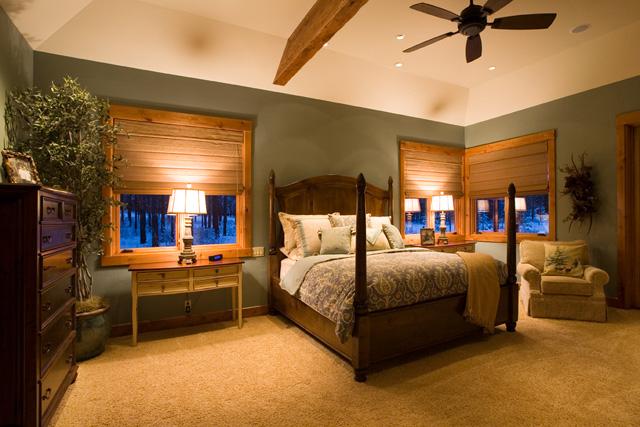 Steve bennett builders interior photo master bedroom of for New master bedroom designs