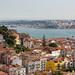 Lisbon - Miradouro da Nossa senhora do Monte by Lyall Bouchard