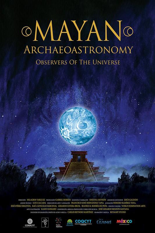 Mayan Archaeoastronomy Poster