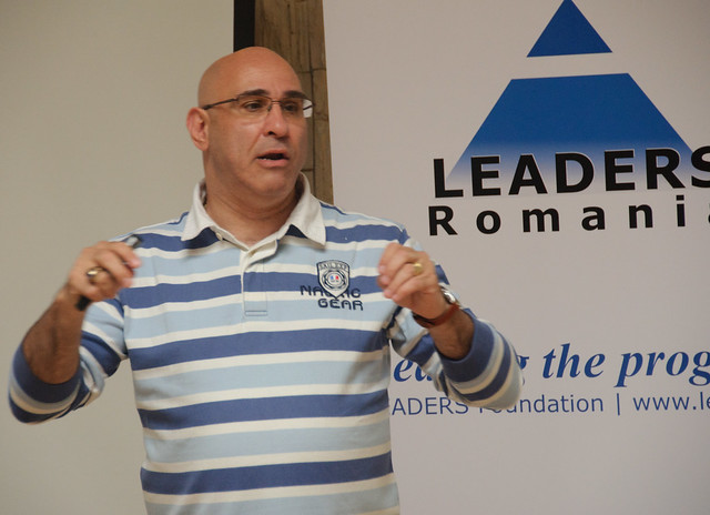 Niels Schnecker @ Leadership Academy 2
