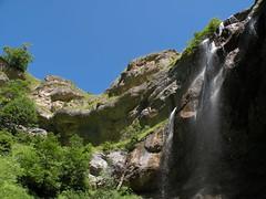 Cascate del vallone di Selvagrande (monti della Laga)