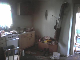 Vintage kitchen...before