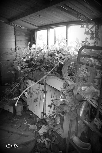 Abandoned and forgotton by Stocker Images