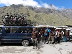 Yungas Road Checkpoint