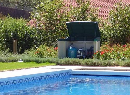 depuradoras o filtros de piscinas