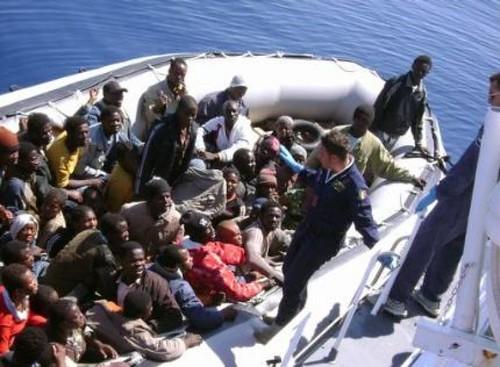 Lampedusa, ripresigli sbarchi: morti due immigrati$