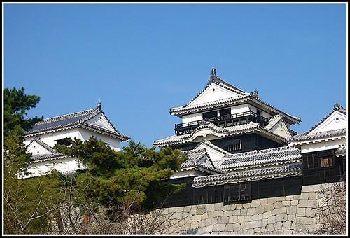 Matsuyama-jo (松山城), Ehime-ken (愛媛県), Shikoku
