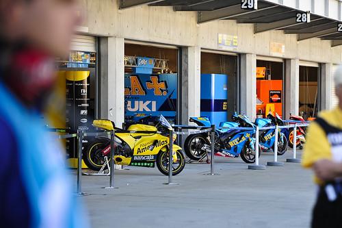 MotoGP Bikes by ulyssis