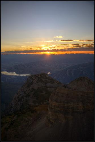 seattle morning mountain lake rock sunrise canon river climb utah east saltlake timpanogos tall mormon 1785mm homepage hdr provo manfrotto greenorange rebelxti highalititude