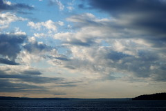 2010-09-04: This is what Partly Cloudy means in Seattle