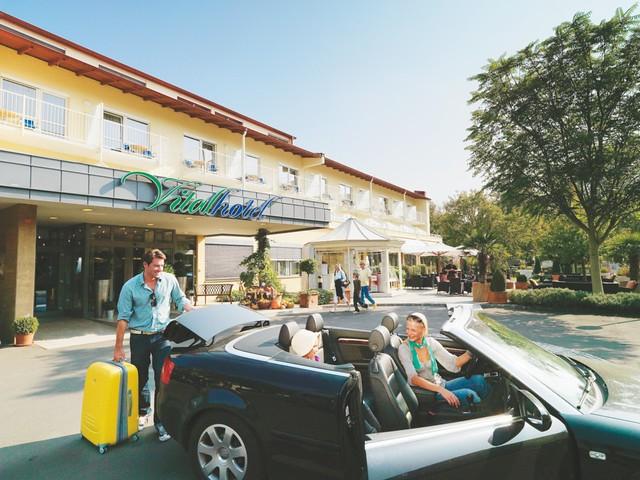 Vital Hotel Bad Windsheim Fruhstuck