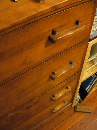 Dresser of Substrates