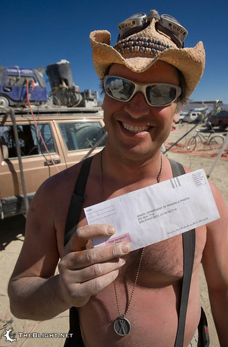 BURNING MAN FESTIVAL TICKETS