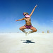 Playa Jump by jumping helaine