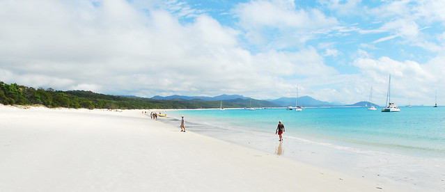 Your best summer: travel the Whitsundays by boat