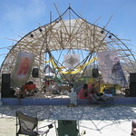 Bhakti Garden Stage @ Sacred Spaces Village