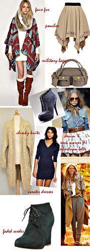 fall 2010 fashion trends
