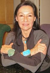 Neeta Lind aka navajo at Native American Netroots