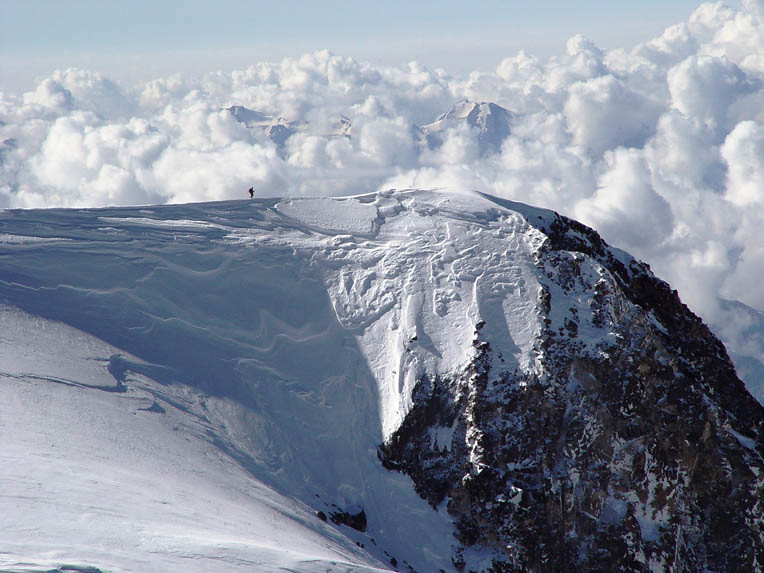 guided seven summit climbing expedition