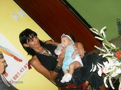 Miriam Marquez con Nicole