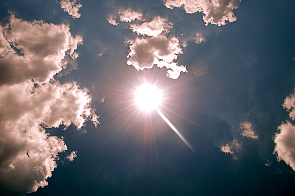 """""""Q"""" The Sun"""