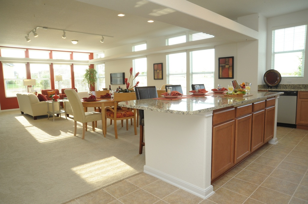 Bigelow Homes New Plum Creek Model Home Interior Address Flickr