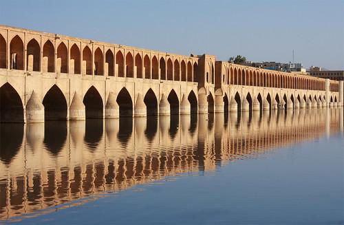 Si-o-se Pol (33 Bridge) - Isfahan - Iran | سیوسه پل - اصفهان - ایران
