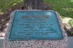 Photo of Black plaque № 15786