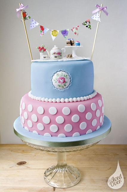 Bunting Cakes Soham