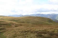 Arthur's Pike summit panorama 21