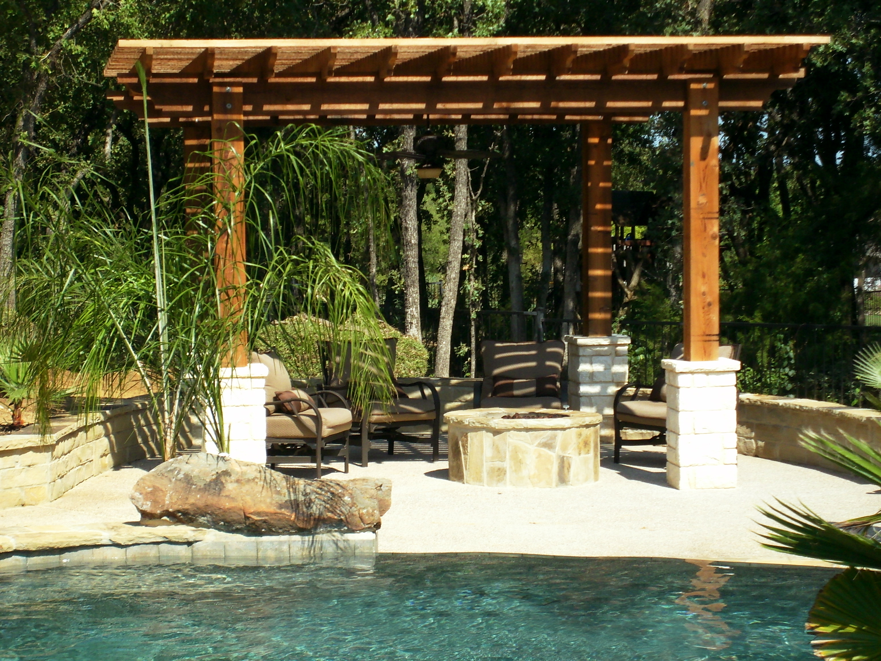 Pergola mckinney texas flickr photo sharing for Public swimming pools in mckinney tx