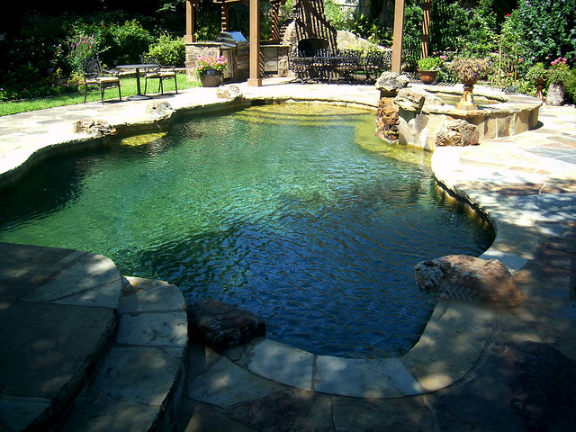 Swimming pool designs frisco texas flickr photo sharing for Pool design dallas texas