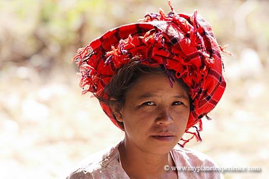 Myanmar experience : Pa-O woman