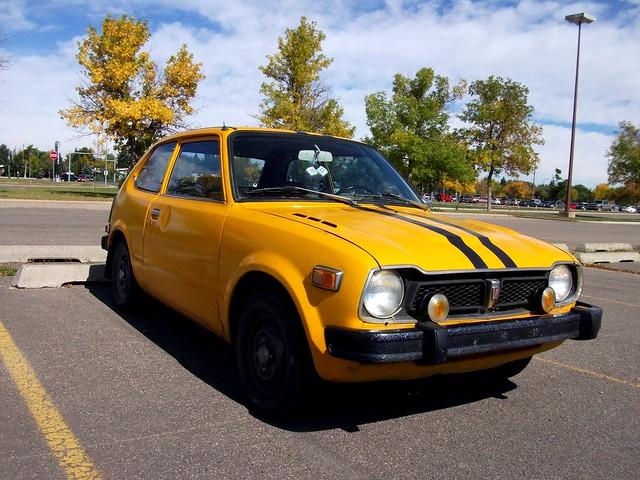 Civic (Mk1) - Honda