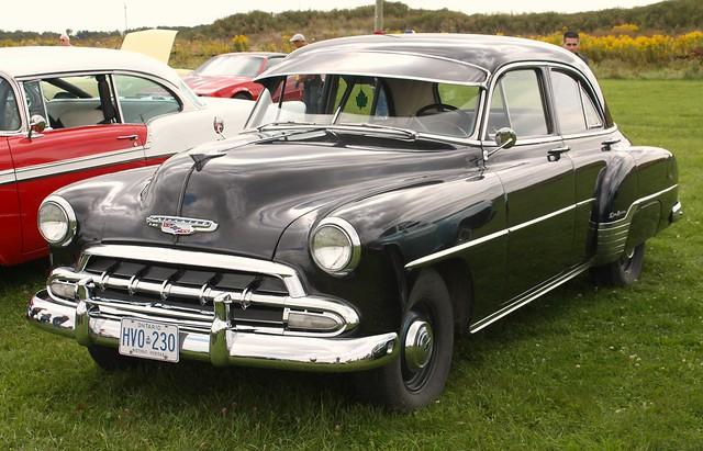 1952 chevrolet styleline deluxe 4 door flickr photo for 1952 chevy 4 door