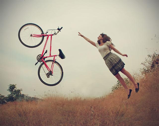363/365 Give me my bike back