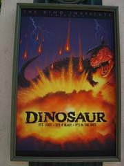 Dinosaur Ride at Dinoland USA