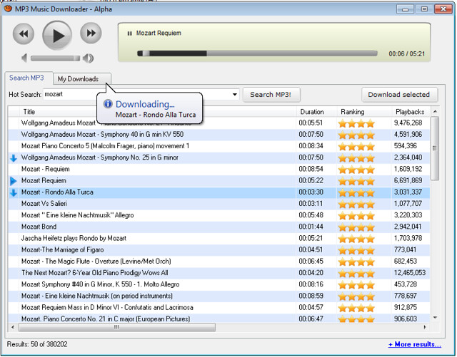 descargar gratis mp3 downloader atube catcher