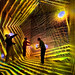 Astronomical simulation in the CAVE - 1 by Los Alamos National Laboratory