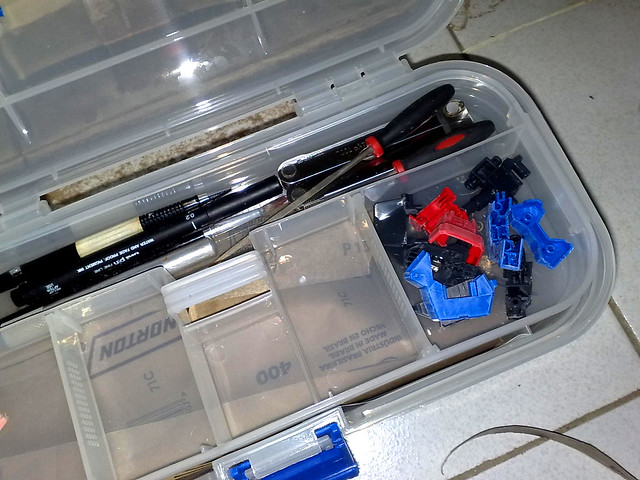 Toolbox for my Hobby Tools
