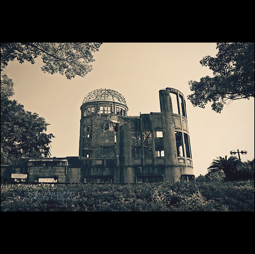 The Atomic Bomb Dome, Hiroshima