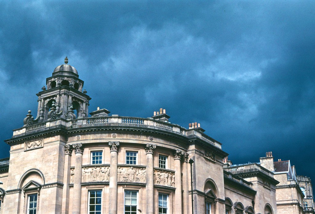 An Ominous Sky, Bath