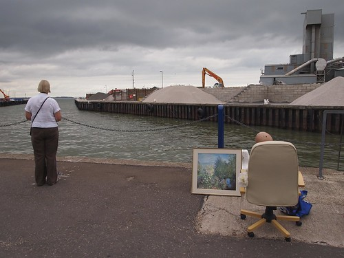 art at the seaside