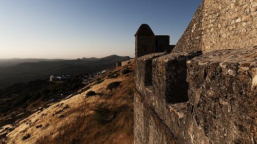 panorama portugal alentejo marvão